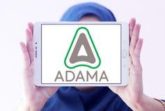 ADAMA Agricultural Solutions-embleem stock afbeeldingen