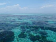 adaman krajobrazowy morze Obrazy Stock