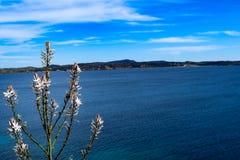 Adamas-Milos, Griechenland Lizenzfreie Stockfotografie