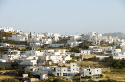 Adamas Plaka  Greek island Cyclades architecture Stock Photo