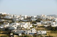 Adamas Plaka griechische Insel Cycladen-Architektur Stockfoto