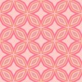 Adamaszkowy bezszwowy dekoracyjny wzór Zdjęcie Stock