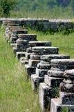Adamclisi-Festungsruinen Lizenzfreie Stockbilder
