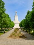 Adamclisi-Monument in Dobrogea Rumänien Lizenzfreies Stockbild