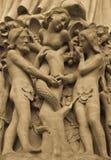 Adame und Eve Stockfotografie