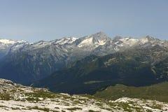 Adamello-Berg Lizenzfreies Stockbild