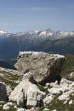 Adamello-Berg Lizenzfreies Stockfoto
