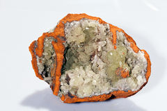 Adamit-Mineral Stockbild