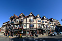 Adams budynek, Quincy, Massachusetts Zdjęcia Royalty Free