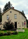 Adams, mA : Susan B Anthony Birthplace Photographie stock