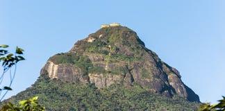 Adams Spitze, Dalhousie, Sri Lanka Stockbilder