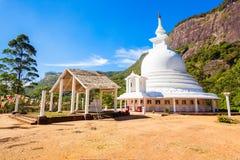 Adams-Spitze, Sri Lanka Stockfotos