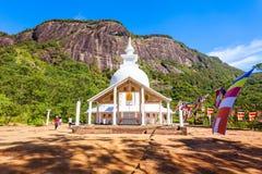 Adams-Spitze, Sri Lanka Lizenzfreies Stockfoto