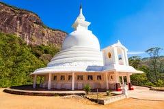 Adams-Spitze, Sri Lanka Lizenzfreies Stockbild