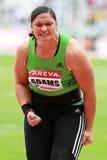 ADAMS Valerie (NZL) Immagini Stock Libere da Diritti