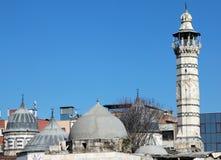 μεγάλο μουσουλμανικό τέμενος adana Στοκ φωτογραφία με δικαίωμα ελεύθερης χρήσης