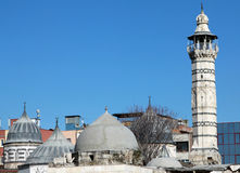 Adana Grand Mosque. View of Adana Grand Mosque, Turkey Royalty Free Stock Photography