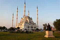 Adana Grand Mosque. Stock Photos