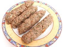 Adana-Kebab Stockfoto