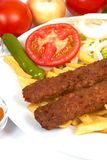 Adana kebap Royalty Free Stock Images