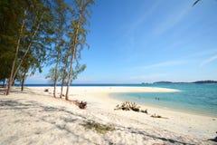 Adang-Insel Lizenzfreie Stockfotografie