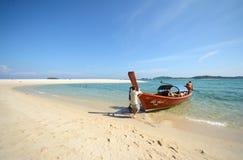 Adang-Insel Lizenzfreies Stockfoto