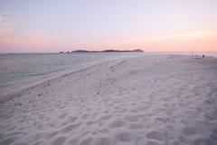 Adang-Insel Stockbild