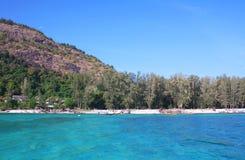 Adang-Insel, Koh Adang, Satun-Provinz Thailand Lizenzfreie Stockfotos