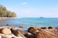 Adang-Insel, Koh Adang, Satun-Provinz Thailand Stockbild