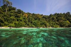 Adang-Insel, Koh Adang Satun-Provinz Thailand Stockbild