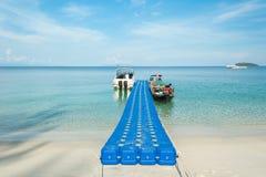 Adang-Insel nahe Koh Lipe im südlichen von Thailand Lizenzfreies Stockbild