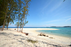 Adang island Royalty Free Stock Photography