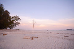 Adang island Stock Photography