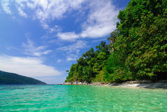 Adang island, Lipe, Thailand Stock Photos