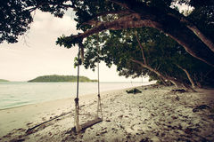 Adang-Raweeinsel Stockbilder