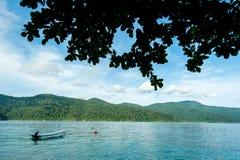 Adang-Raweeinsel Lizenzfreies Stockbild
