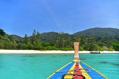 Adang wyspa (Koh Adang) Obrazy Royalty Free