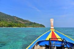 Adang wyspa (Koh Adang) Zdjęcia Royalty Free
