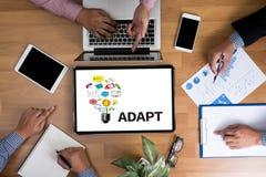 adapt stock foto