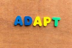 Adapt Stock Photo