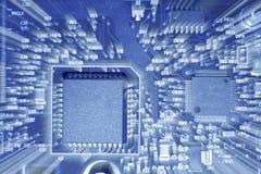 Adaptador de interfaz Foto de archivo libre de regalías