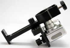Adaptador de la foto de Tlelescope Foto de archivo libre de regalías