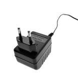 Adaptador eléctrico Imágenes de archivo libres de regalías