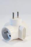 Adaptateur électrique Image libre de droits