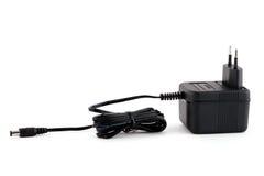 Adaptateur d'énergie électrique photographie stock