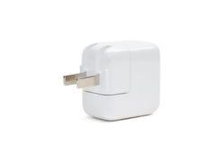 Adaptateur de pouvoir d'USB Photos stock