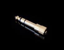 adaptatoru złocista dźwigarka matrycująca prymka obrazy stock