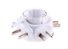 Adapter connector Royalty Free Stock Photography