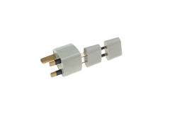 Adapter connector Royalty Free Stock Photos