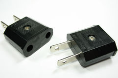 Adapters stock images